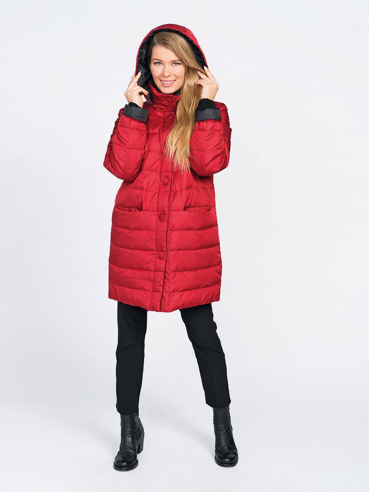 DIXI COAT. Осень/зима 2017/2018. Модель 305-392/392