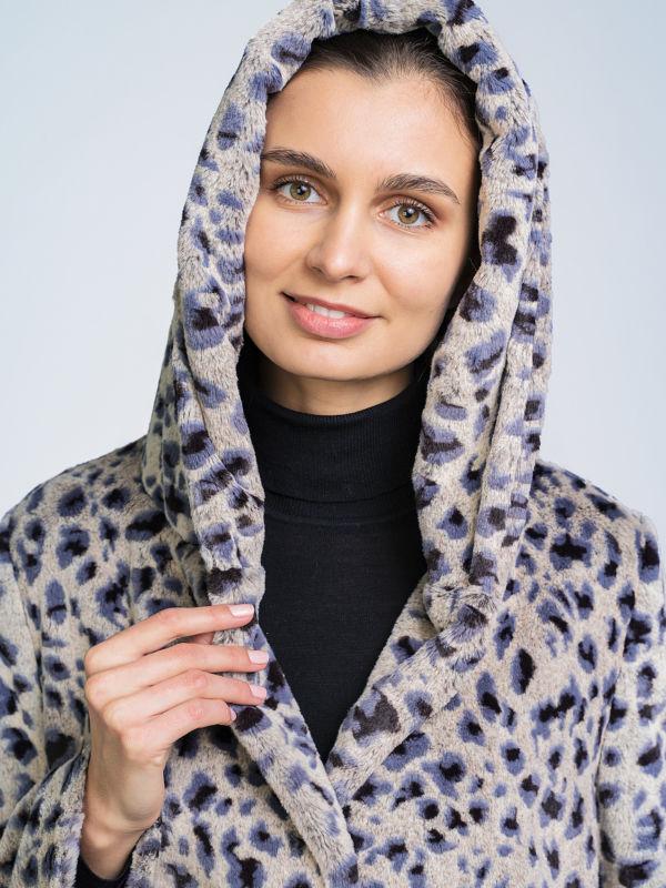 DIXI COAT 3335-мех, Осень/зима 2019/2020
